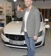 Dotknij pierwsze takie auto w chmurze - premiera nowego Volvo V60 Plug-in-Hybrid